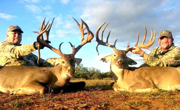 2016-2017 Hunting Season at Avant Ranch, Dilley, Texas